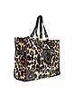 Leopard Nicola Tote - Juicy Couture