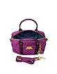 Steffy Quilted Satchel - Juicy Couture