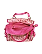 Pink Satin Ms. Daydreamer Tote - Juicy Couture