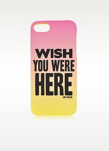 Wish You Were Here iPhone Case - Juicy Couture