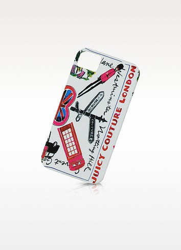 London Case for iPhone - Juicy Couture