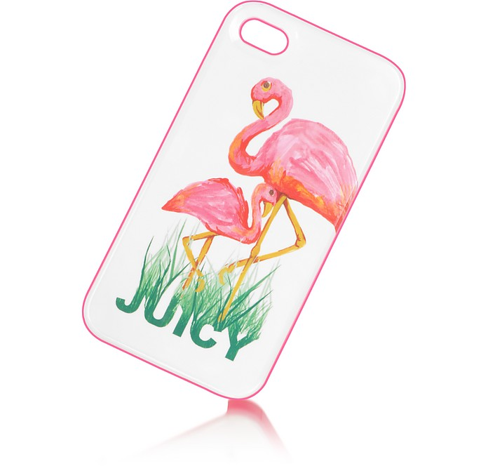 Flamingo iPhone 4/4S Case  - Juicy Couture