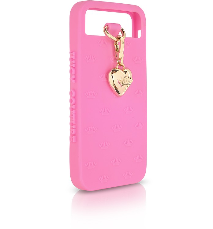 Charm iPhone5 Jelly Case - Juicy Couture