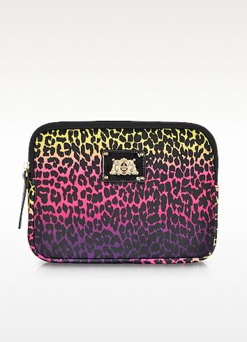 Ombre Leopard Print iPad Mini Zip Around Case - Juicy Couture