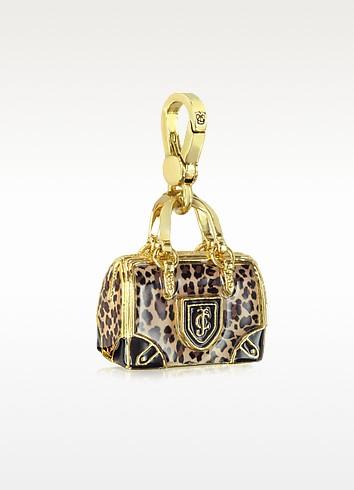 Leopard Handbag Charm - Juicy Couture