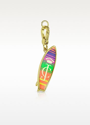Surfboard Charm - Juicy Couture