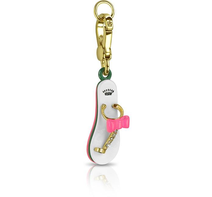 Flip Flop Charm - Juicy Couture