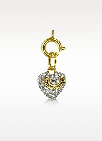 Heart Charm - Juicy Couture