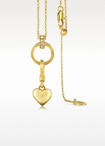 Charm Catcher Necklace - Juicy Couture
