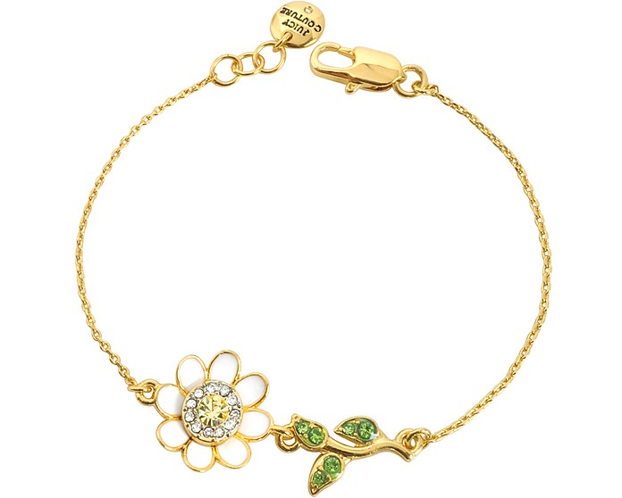 Daisy and Vine Bracelet - Juicy Couture