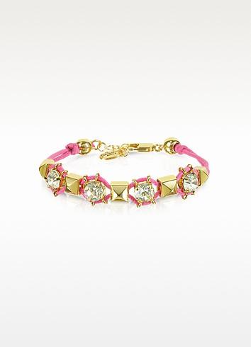 Pyramid Stud Friendship Bracelet - Juicy Couture