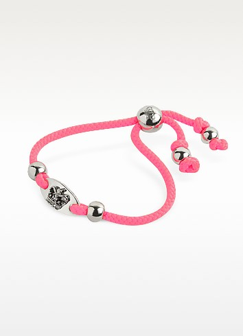 Pink Crown ID Friendship Bracelet - Juicy Couture