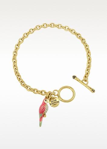 Parrot Mini Wish Bracelet - Juicy Couture