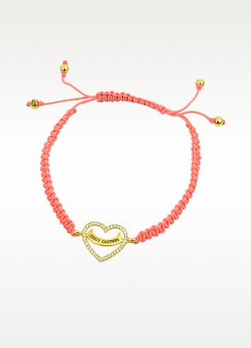 Pave Friendship Bracelet - Juicy Couture