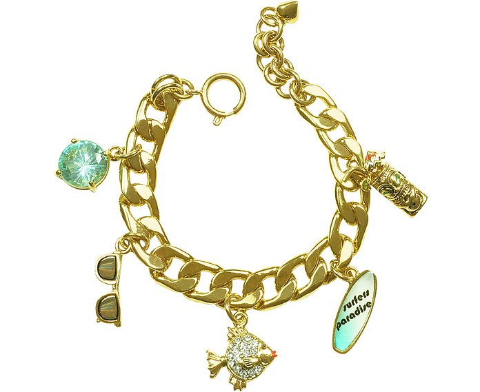 Fully Loaded Charm Bracelet - Juicy Couture