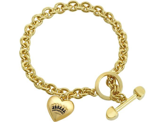 Medium Heart Bracelet - Juicy Couture