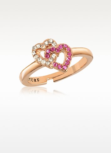 Pave Heart Ring - Juicy Couture