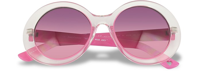 Nostalgic - Pink Lens Sunglasses - Juicy Couture