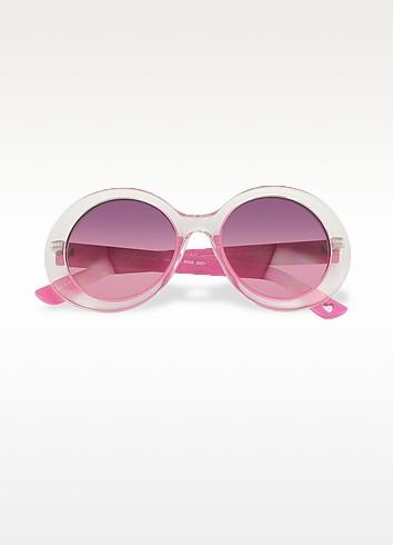 Nostalgic - Pink Lens Sunglasses - Juicy Couture