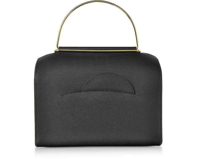 Black Leather Bag NO. 1 - Roksanda