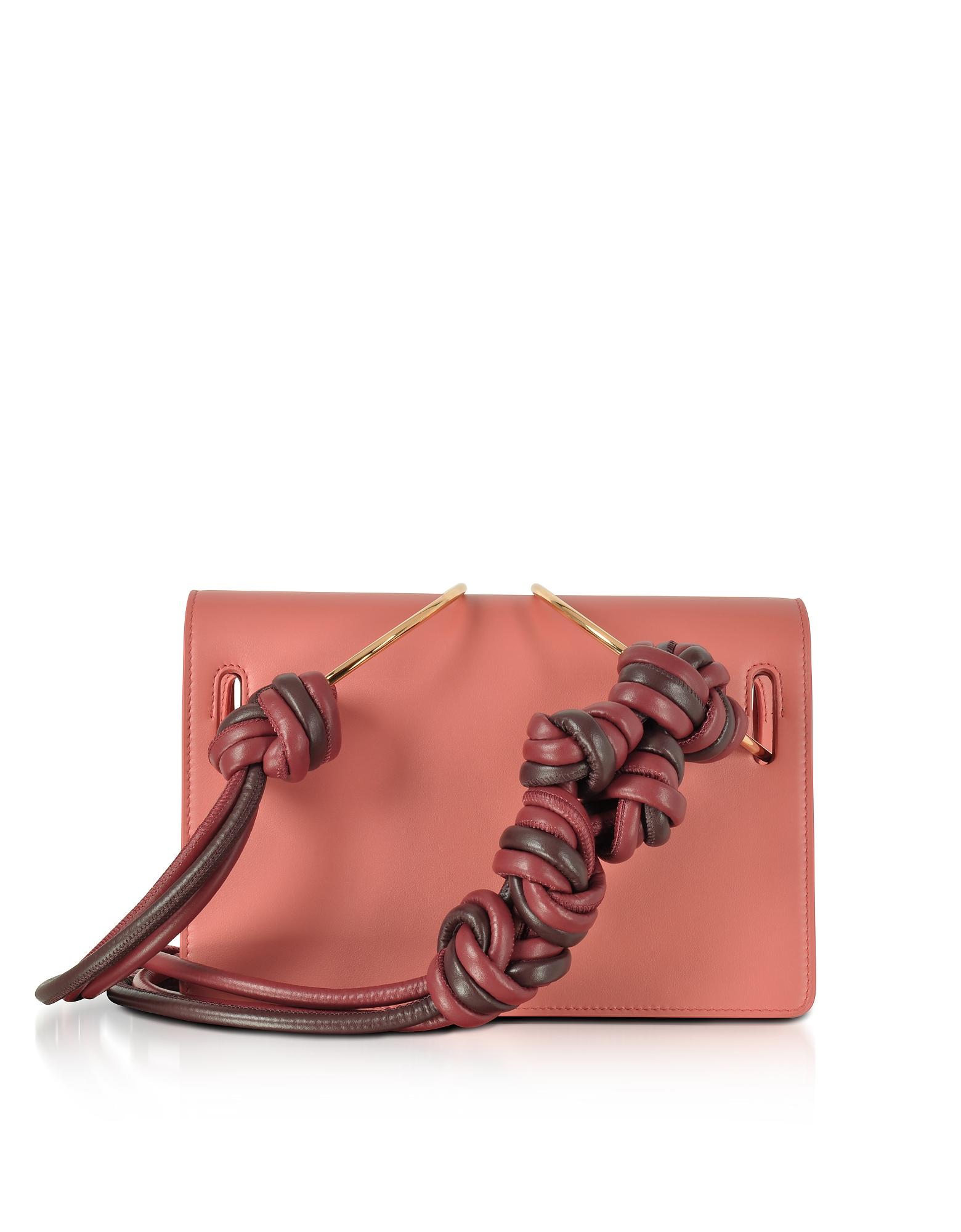 Roksanda Handbags, Orchid Leather Dia Shoulder Bag
