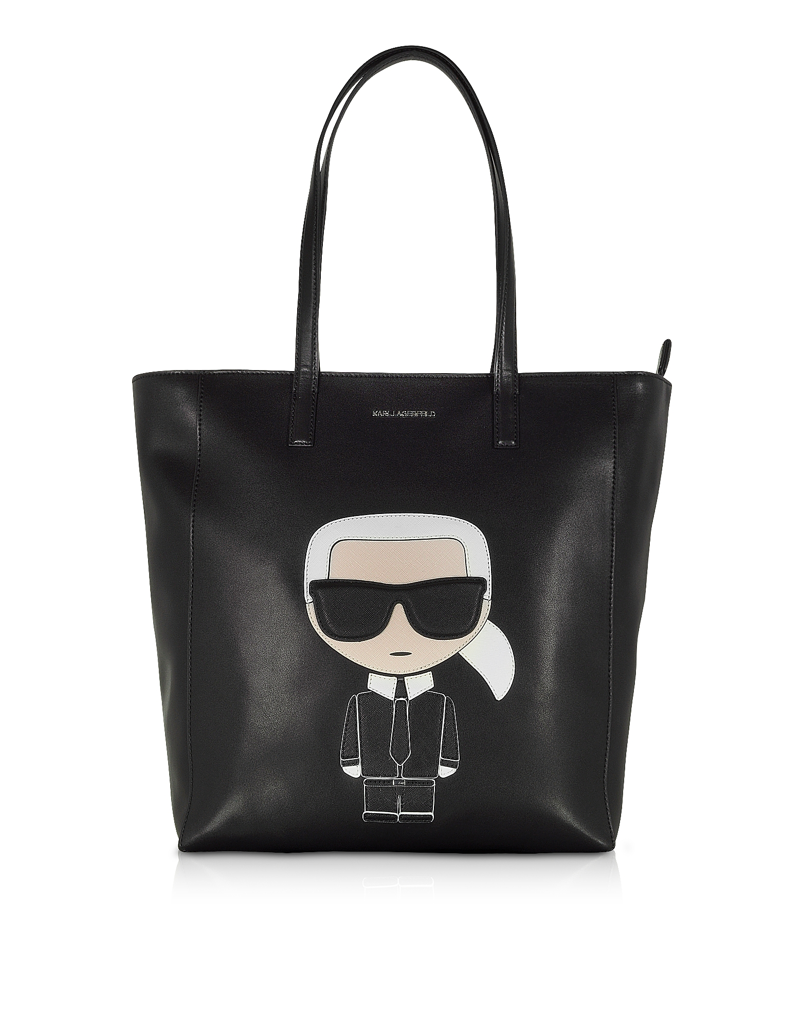 EAN 8720092045827 product image for Karl Lagerfeld Designer Handbags, K/Ikonik Soft Tote Bag | upcitemdb.com