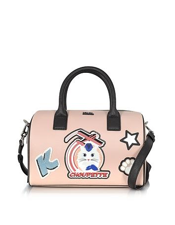 Karl Lagerfeld - K/Jet Choupette Quartz Mini Duffle Bag