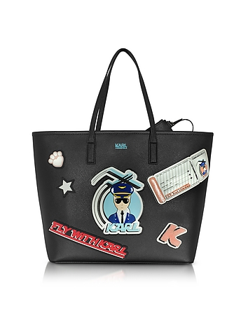 Karl Lagerfeld - K/Jet Black Shopper