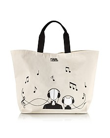 K/Canvas Music Shopper  - Karl Lagerfeld