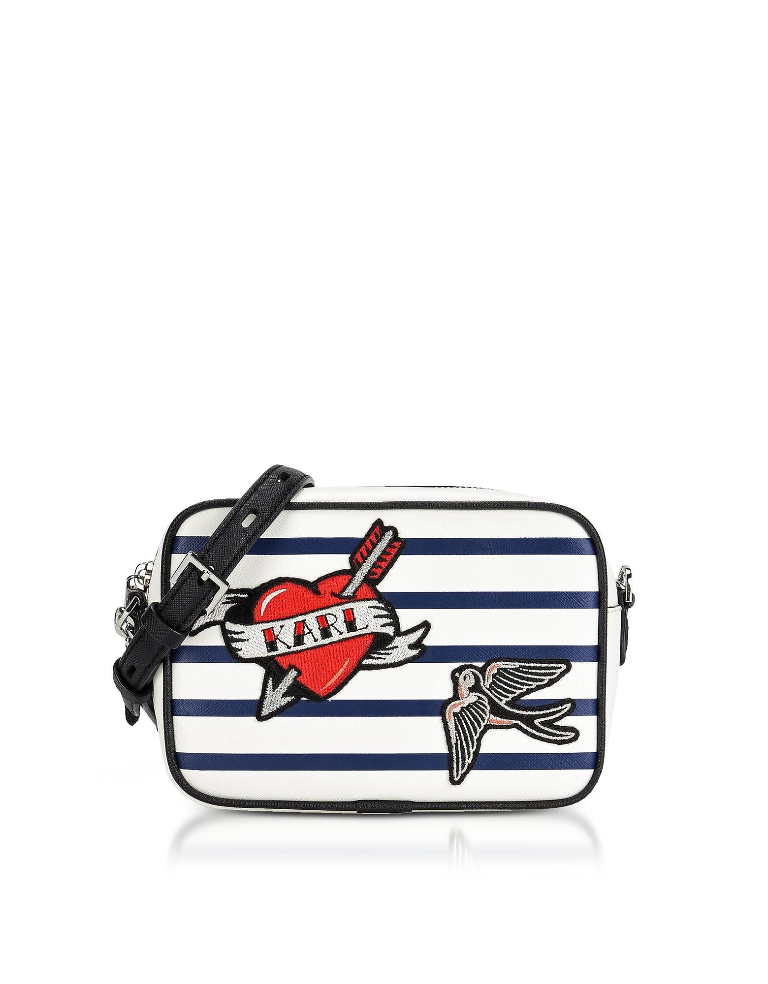 Captain Karl Crossbody Bag