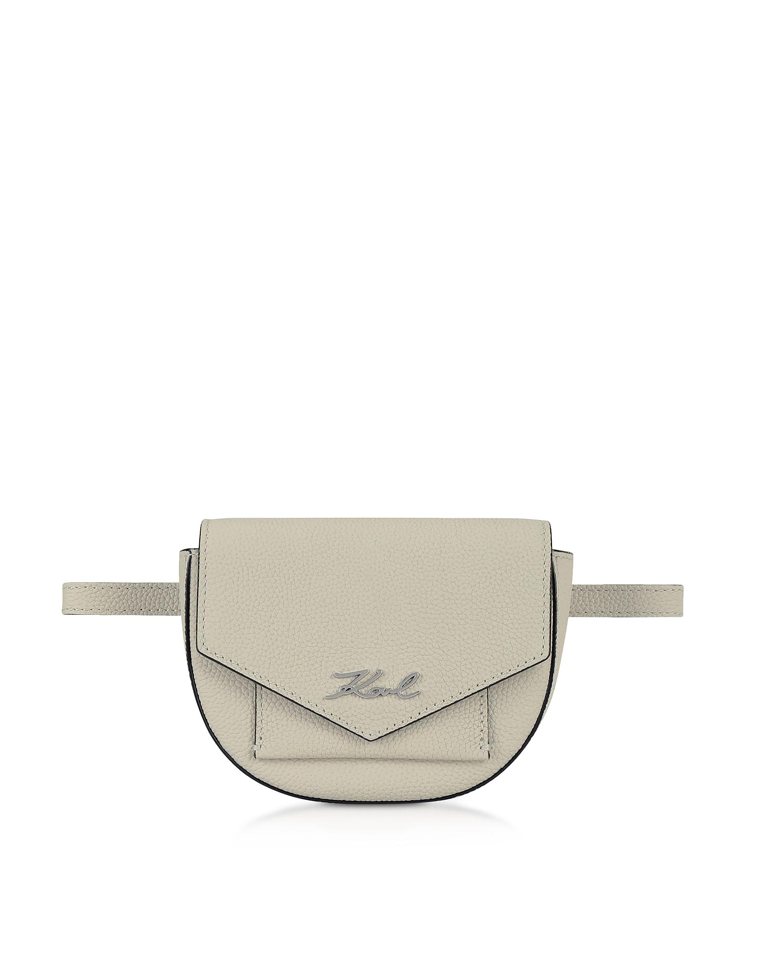 Karl Lagerfeld Designer Handbags, K/Essential Belt Bag