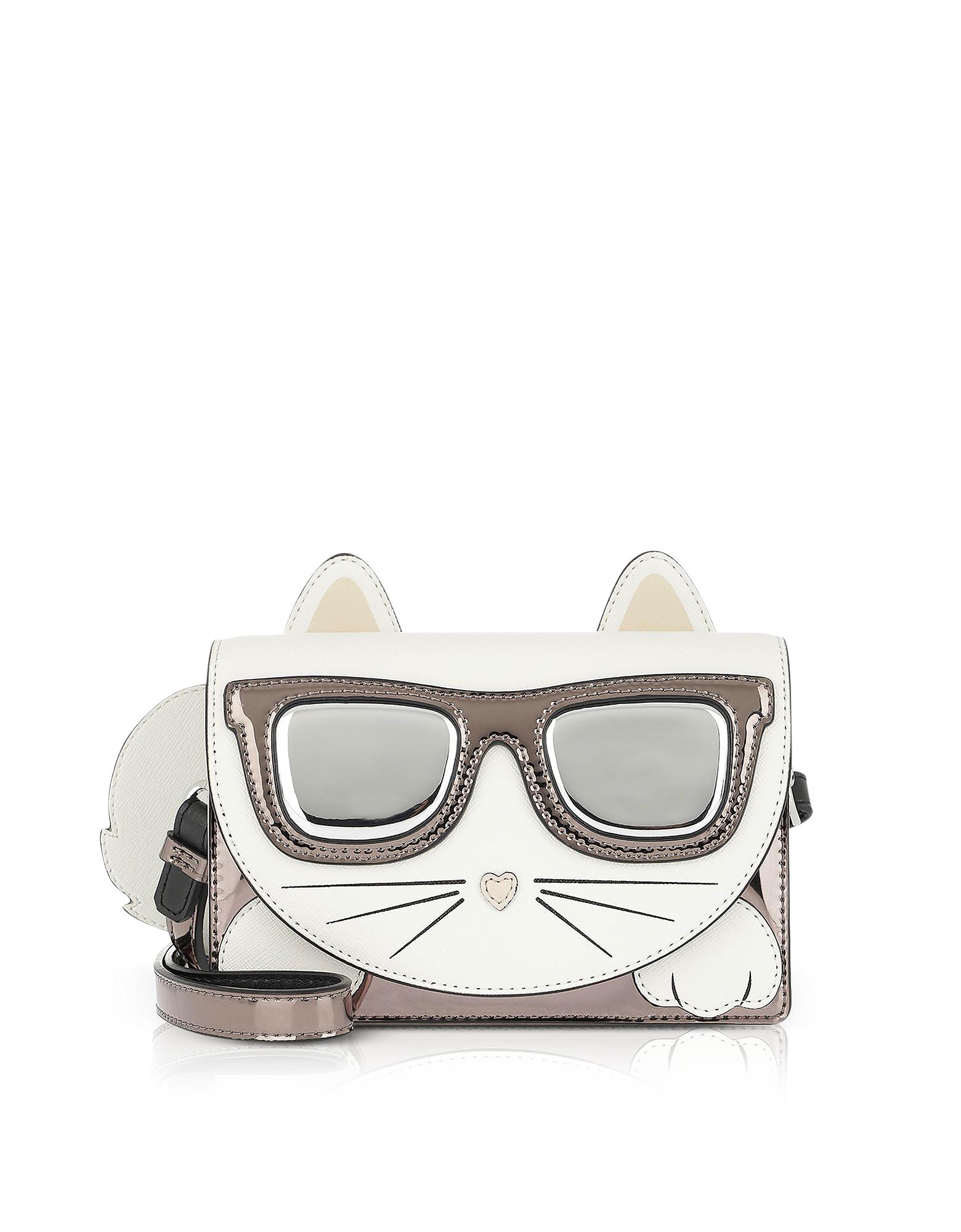 Karl Lagerfeld Handbags, K/Ikonik Choupette Crossbody