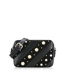 K/Ikonik Pearls Camera Bag - Karl Lagerfeld
