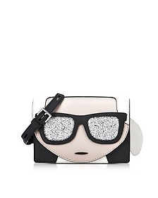K/Ikonik Mini Crossbody Bag - Karl Lagerfeld