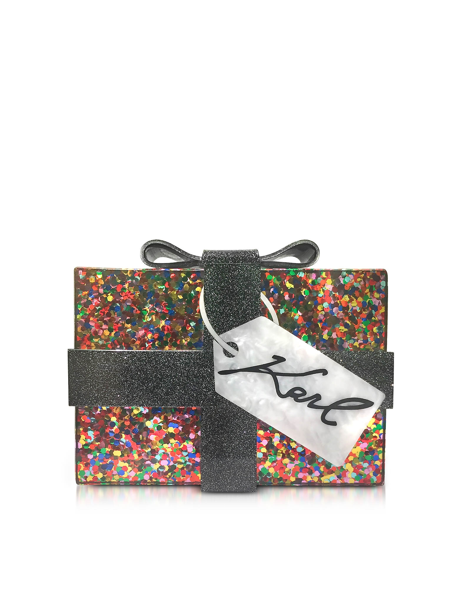 Karl Lagerfeld Handbags, K/Karl Kado Box Clutch