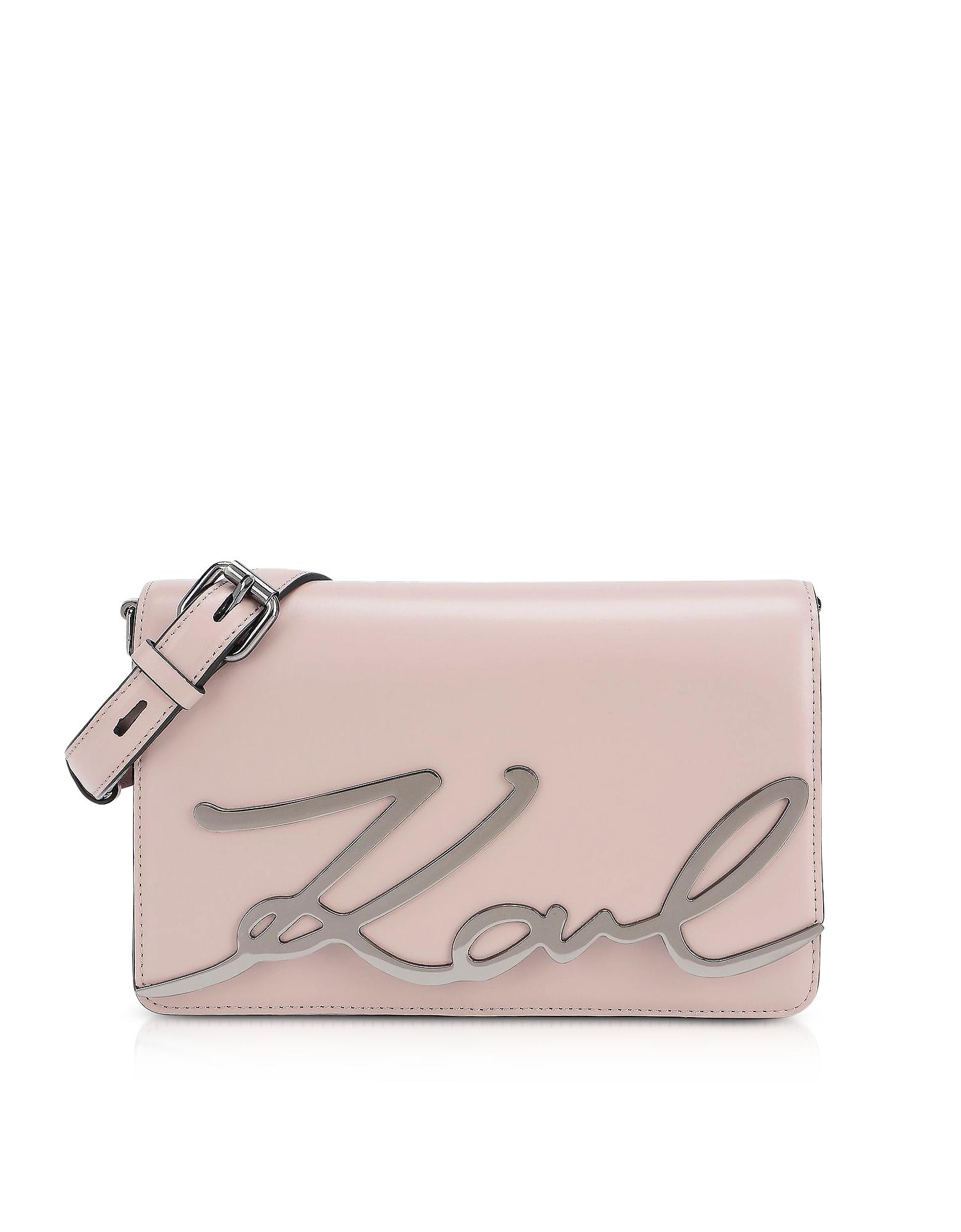 Karl Lagerfeld Handbags, K/Signature Shoulder Bag