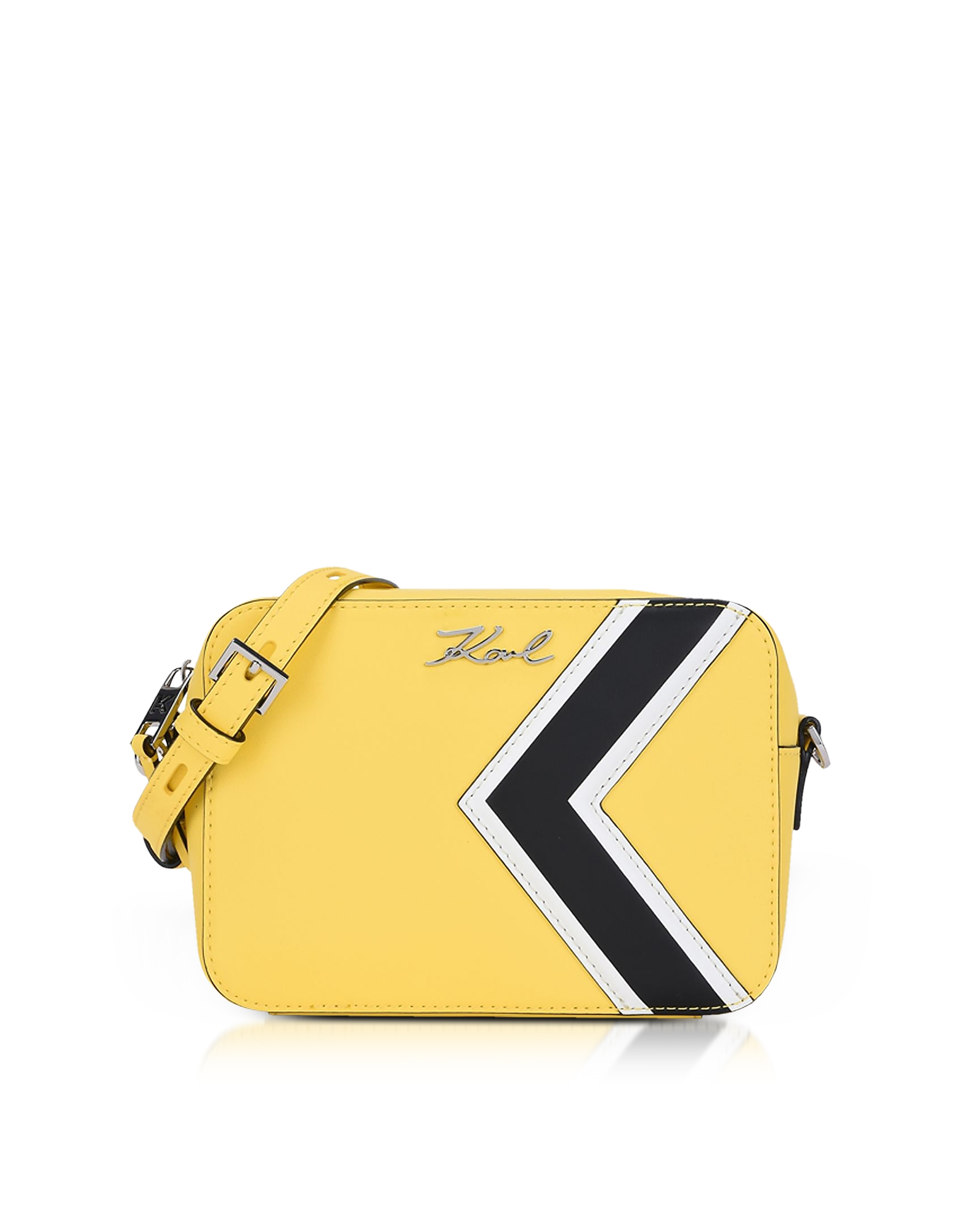 Karl Lagerfeld Handbags, K/Stripes Camera Bag