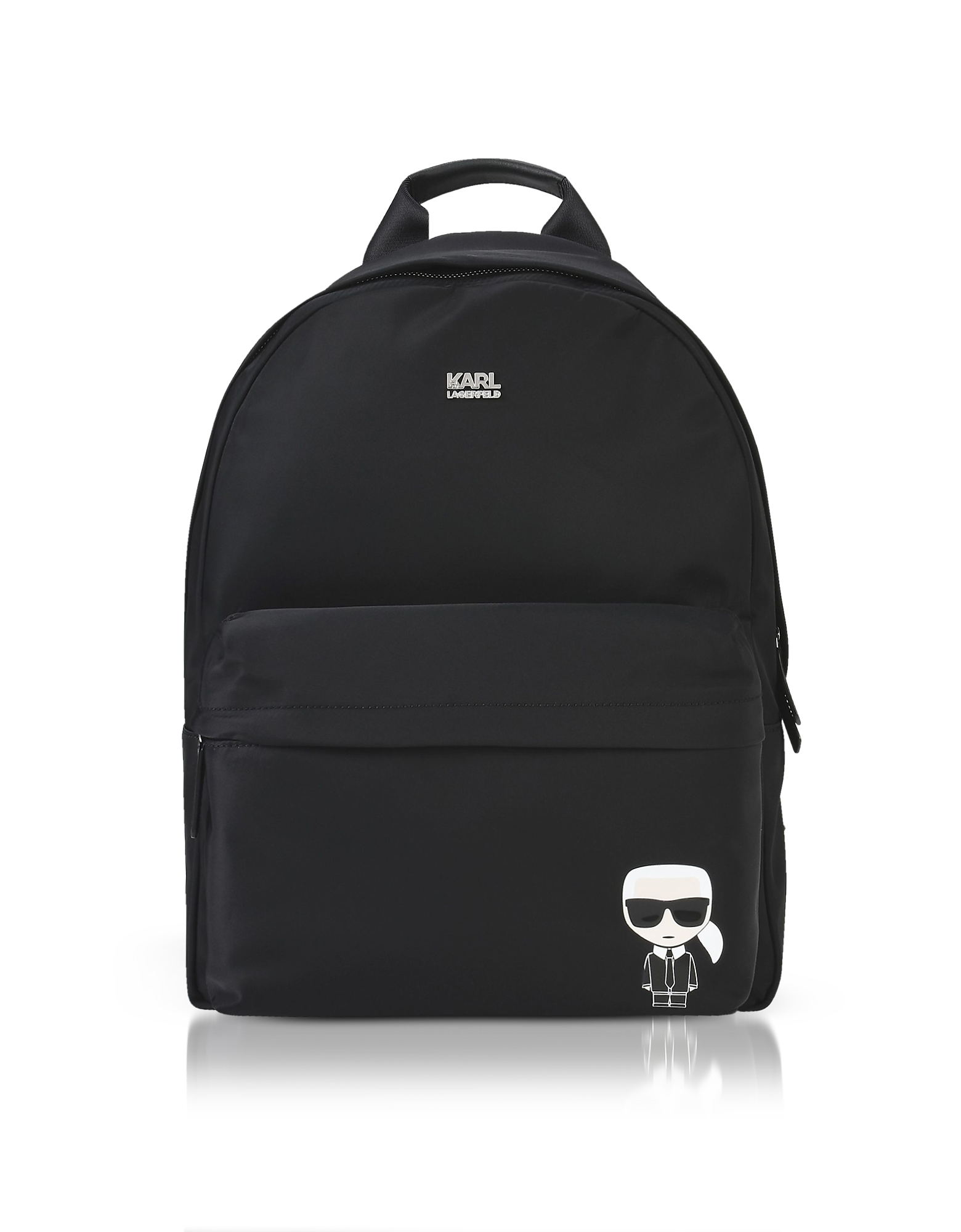 Karl Lagerfeld Handbags, K/Ikonik Nylon Backpack