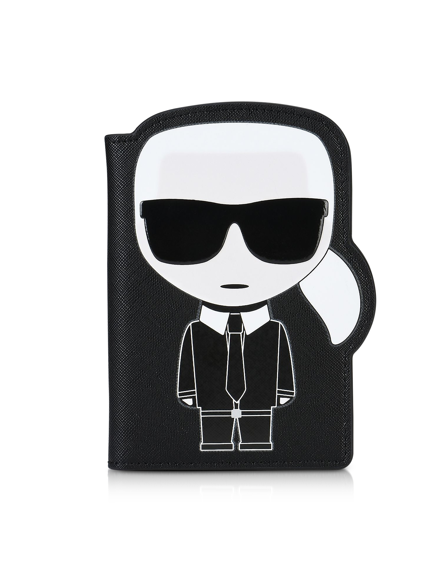 Karl Lagerfeld Handbags, K/Ikonik Passport Holder