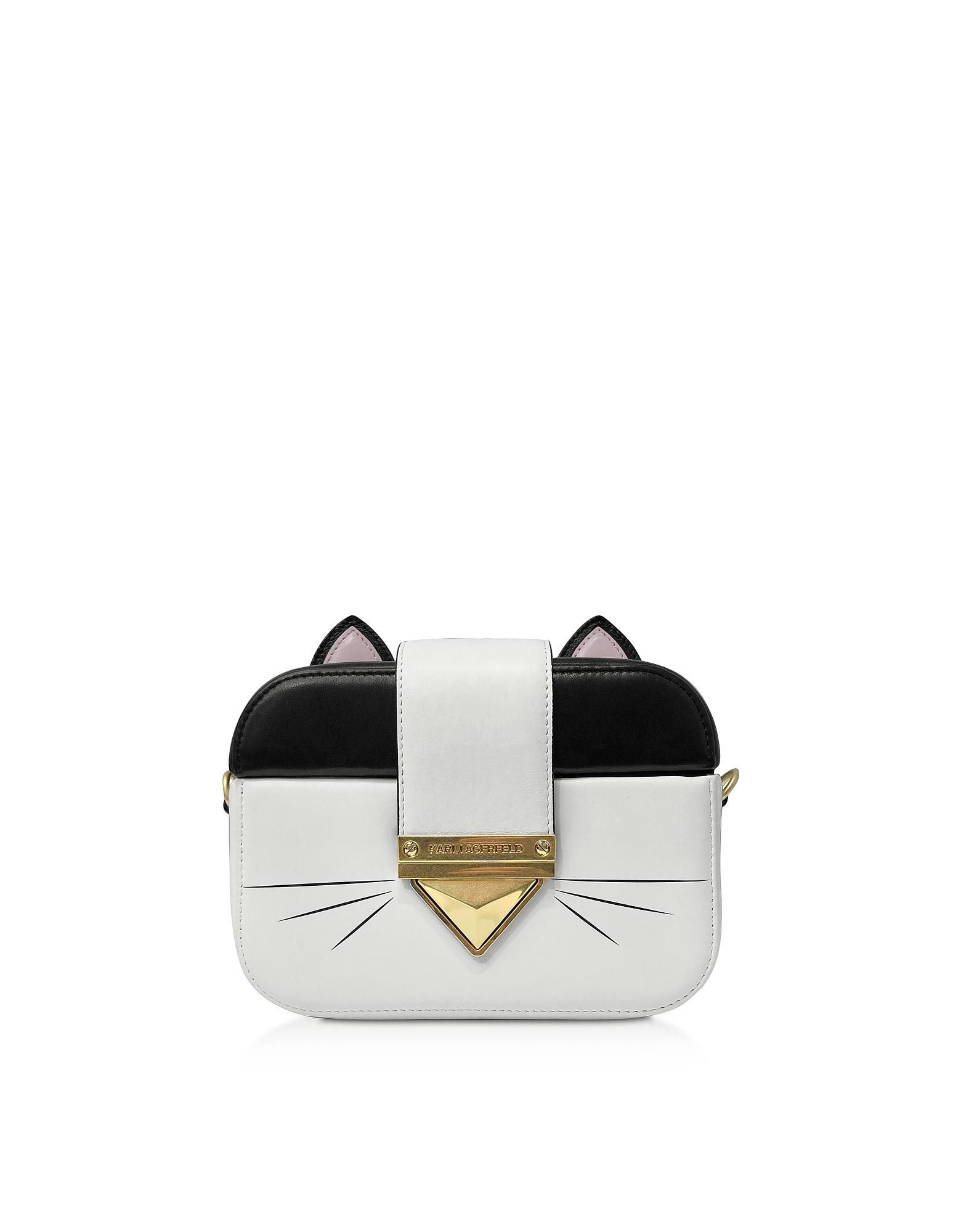 Karl Lagerfeld  Handbags Choupette Minaudi�re Bag