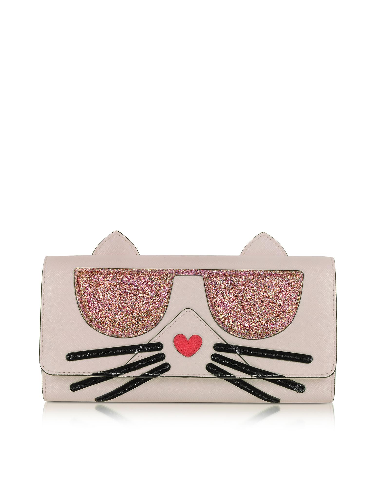 Karl Lagerfeld K/Kocktail Choupette - Кошелек с Блестками
