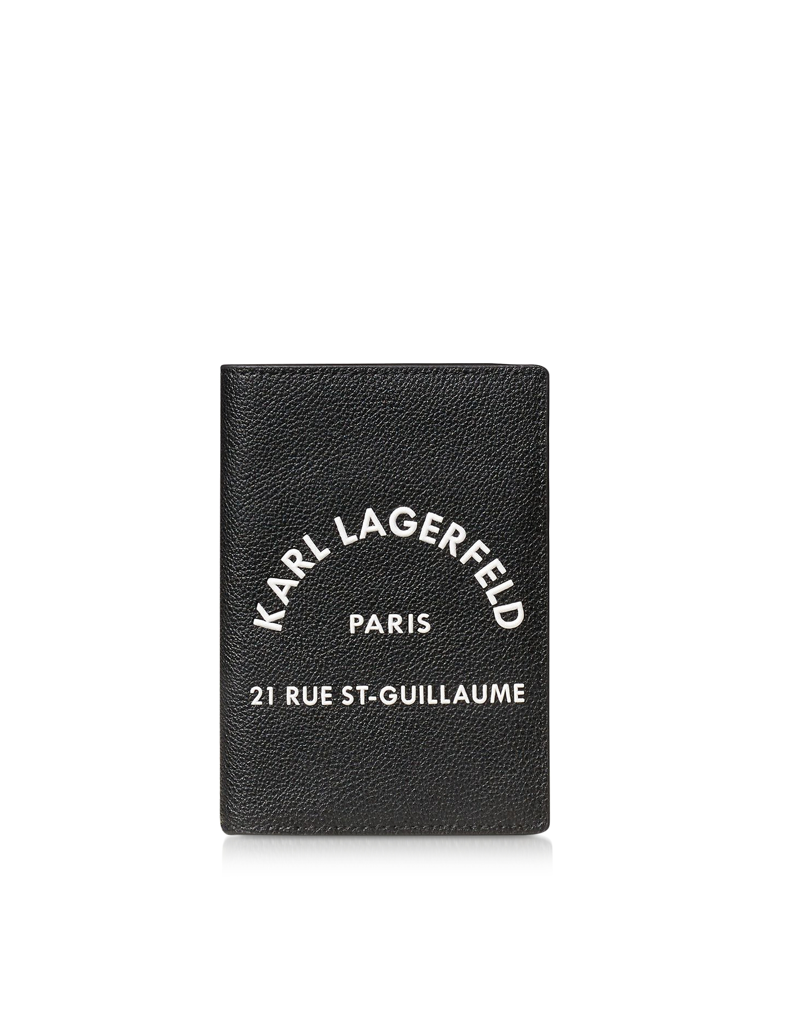 Rue St. Guillaume - Обложка для Паспорта Karl Lagerfeld