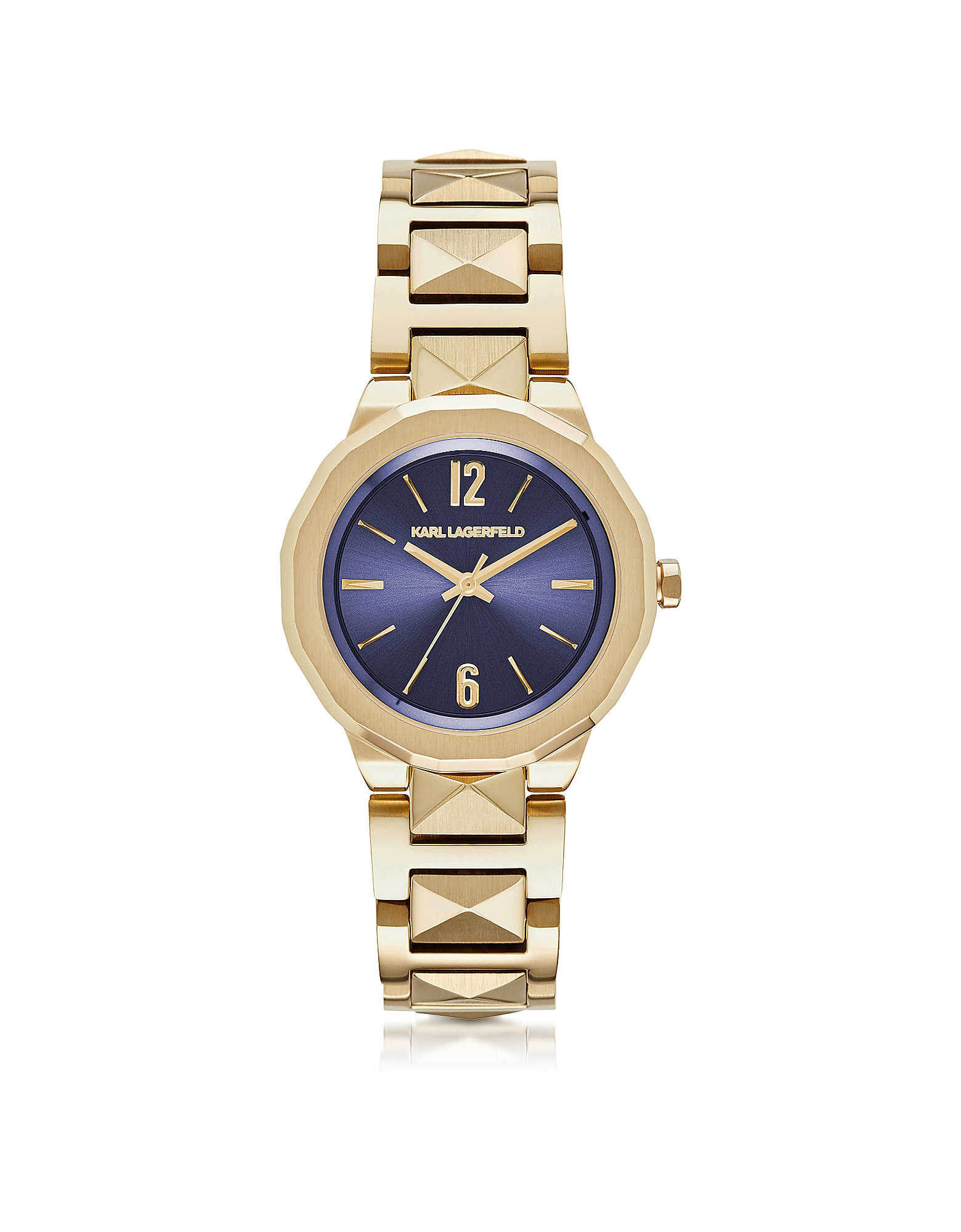 Karl Lagerfeld Women's Watches, Joleigh Gold-tone Stainless Steel Women's Watch