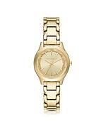 Karl Lagerfeld Belleville Gold-tone PVD Stainless Steel Women's Quartz Watch kl270017-006-00