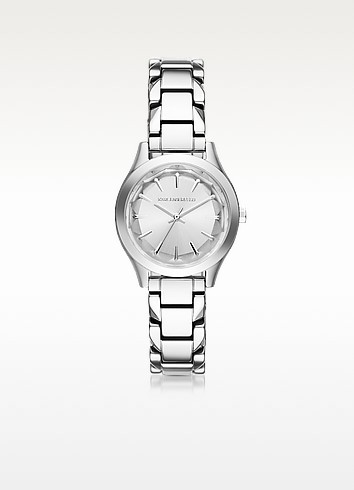 Janelle Stainless Steel Women's Quartz Watch - Karl Lagerfeld
