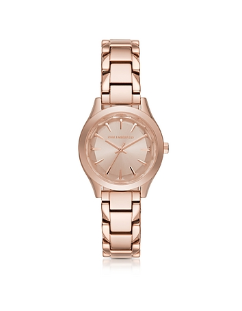 Karl Lagerfeld - Janelle Rose Gold-tone PVD Stainless Steel Women's Quartz Watch