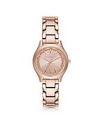 Karl Lagerfeld Belleville Rose Gold-tone PVD Stainless Steel Women's Quartz Watch kl270017-008-00