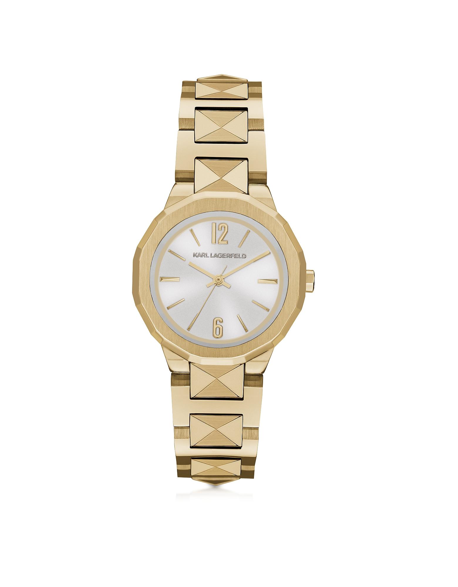 Karl Lagerfeld Joleigh - Золотистые Женские Часы