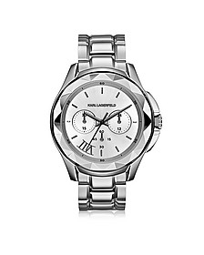 Icon Stainless Steel Unisex Watch - Karl Lagerfeld