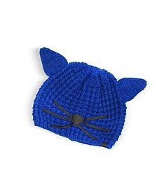 Yves Klein Choupette Knit Hat - Karl Lagerfeld